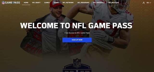 كيفية مشاهدة لعبة NFL تمرير مع عدم وجود انقطاع التيار الكهربائي